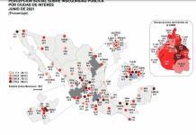 SLP se mantiene entre los municipios con mayor percepción de inseguridad: Inegi