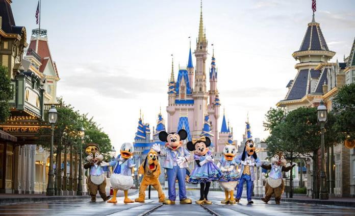 Biden animatrónico se une a Salón de Presidentes en Disney