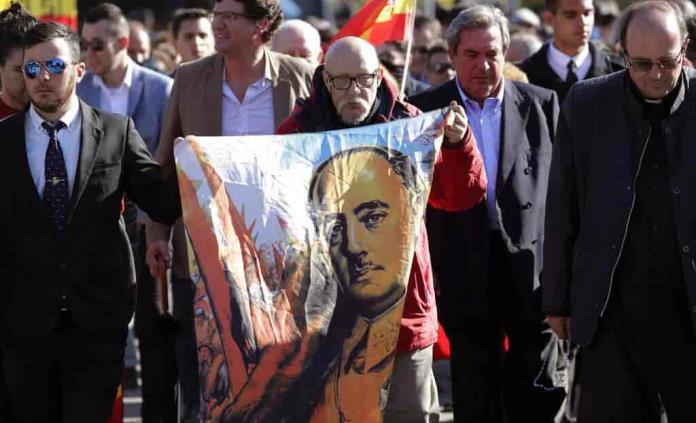 Amnistía Internacional pide a España que investigue los crímenes franquistas