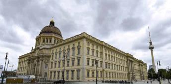 Berlín abre ambicioso foro cultural en réplica de palacio