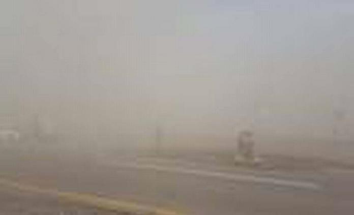 PC de SLP, al pendiente por fenómeno del polvo del Sahara