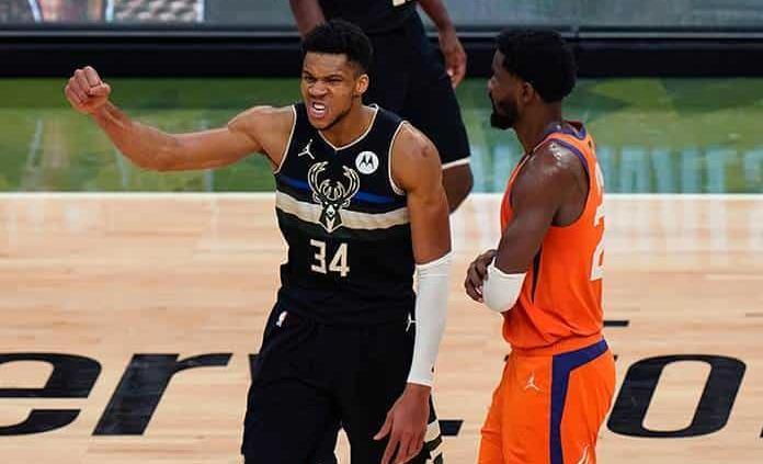 Bucks se consagra campeón de la NBA