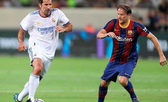 El Real Madrid supera al Barsa