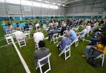 Delfines de Miami inauguran centro de entrenamiento