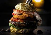 La hamburguesa más cara del mundo cuesta más de 117,000 pesos