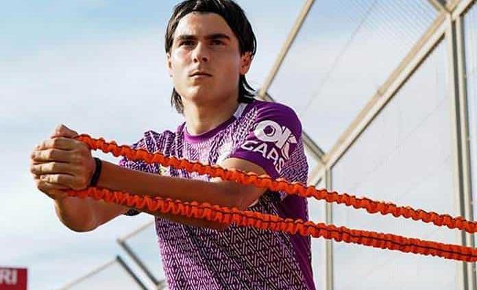Luka Romero se une a la concentración del Lazio