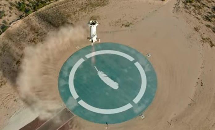 VIDEO: La tecnología detrás del vuelo de Jeff Bezos al espacio