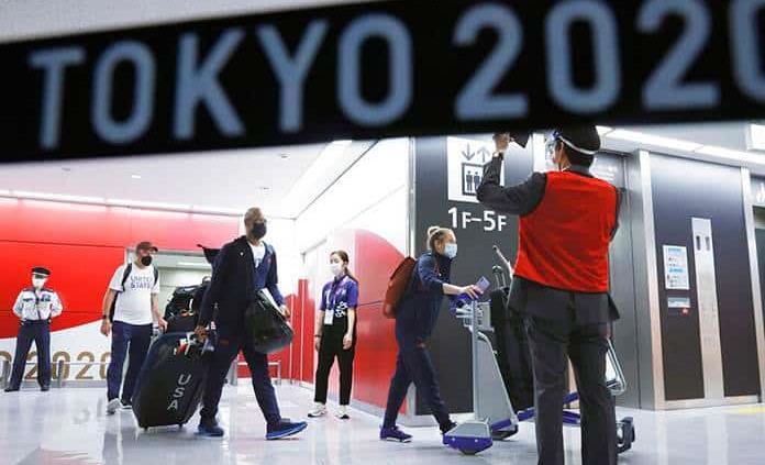 Kafka en los Juegos Olímpicos de Tokio