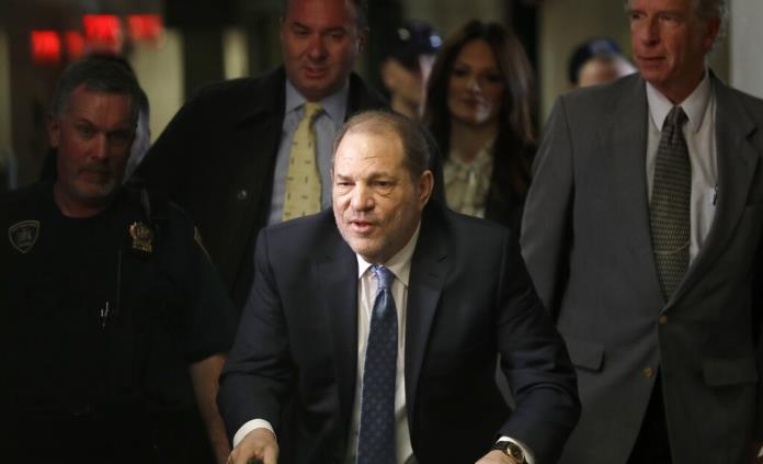 Weinstein se declara inocente de violación en California