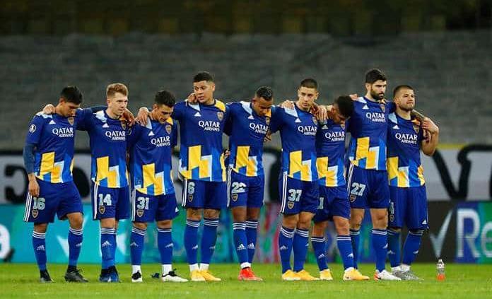 El presidente de Boca Juniors dice que fueron perjudicados de forma alevosa