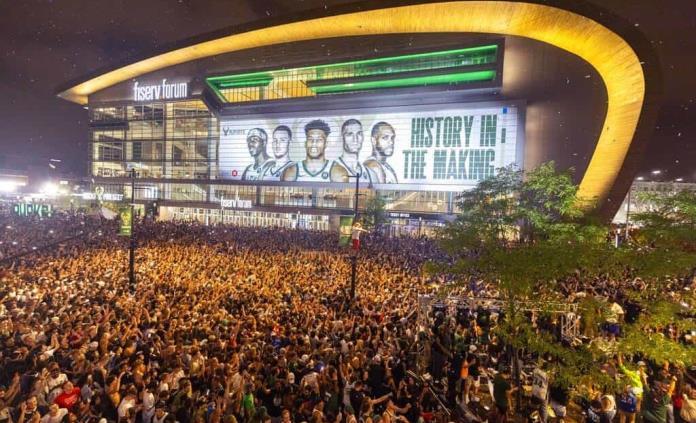 3 heridos de bala en festejos de los campeones de la NBA