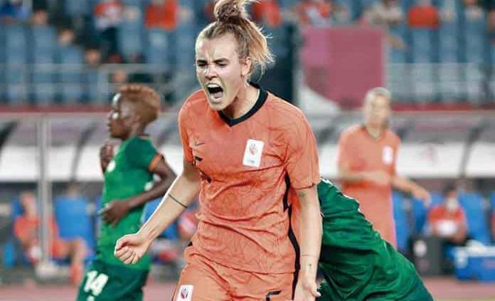 Holanda anota 10 goles en su debut en Tokio