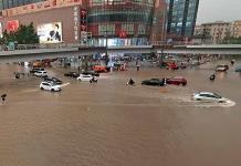 Inundaciones en China provocan 12 muertes