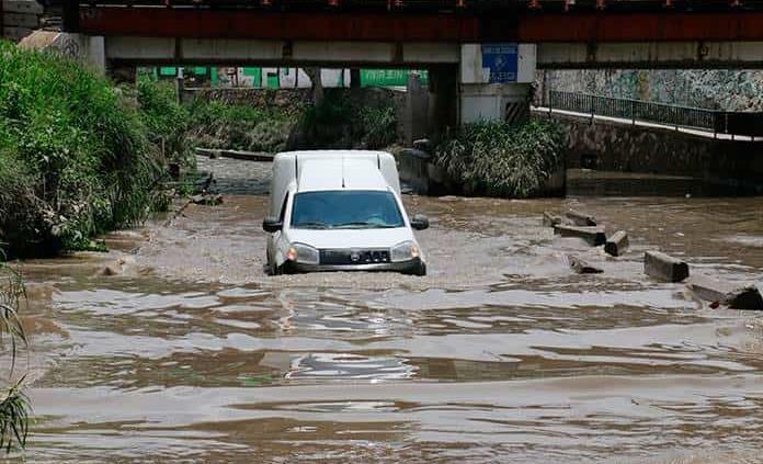 Lluvias libran de la sequía a  25 municipios