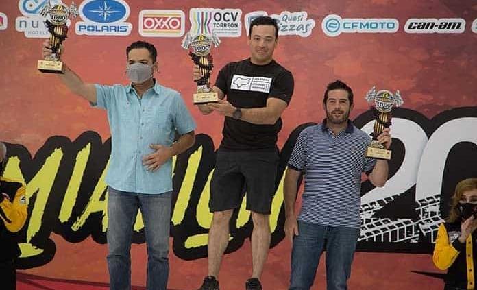 Premian a los ganadores del Adventure Coahuila