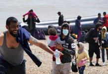 Rompe Gran Bretaña su récord de migrantes