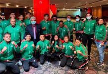 Se clasifican boxeadores tuneros a Panamericanos Juveniles de Cali-Valle 2021