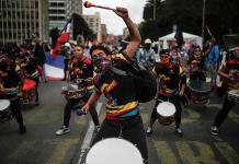 Se reanudan las manifestaciones en Colombia