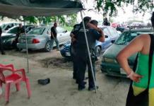 Turista embiste con su vehículo a un motopatrullero de la Policía Estatal