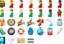 Hombre embarazado y personas no binarias entre los posibles nuevos emojis 2021