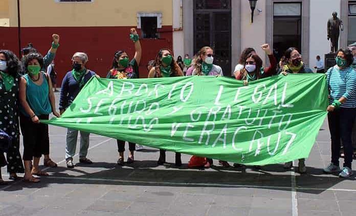Veracruz aprueba despenalización del aborto