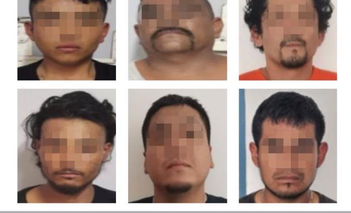 Detienen a seis personas por privar de su libertad a tres centroamericanos en Los Vergeles