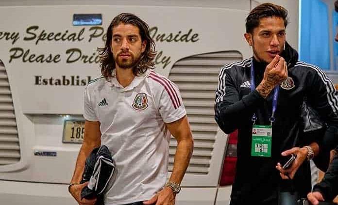 Confirman llegada de Rodolfo Pizarro al Tri para Copa Oro