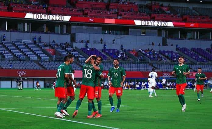 ¿Cuándo vuelve a jugar Selección Mexicana en JO de Tokio?