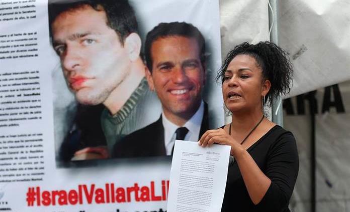 Israel Vallarta pide por carta a López Obrador su inmediata libertad