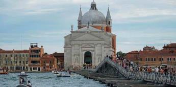 Descuben los restos de una calzada romana bajo las aguas de Venecia