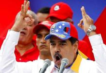 Maduro denuncia bloqueo que amenaza difusión de Tokio 2020
