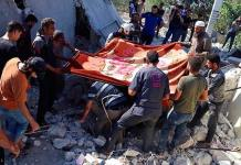 Mueren siete civiles de una misma familia, incluyendo niños, en ataque de Damasco