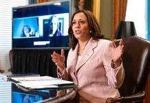 Kamala Harris dice que los soñadores merecen un camino a la ciudadanía estadounidense