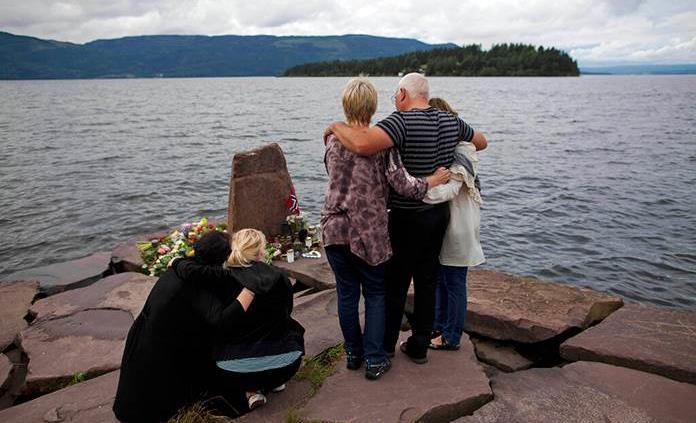 Utøya y Oslo, los atentados que conmocionaron a Noruega hace diez años