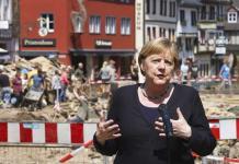 Gobierno alemán aprueba las primeras ayudas por inundaciones