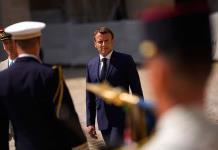 Macron cambia de número tras ser objetivo del espionaje de Pegasus