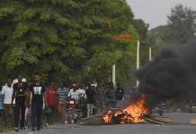 Estalla violencia en Haití antes del funeral de Moïse