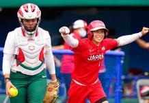 Japón vence a México en sóftbol y mantiene el invicto