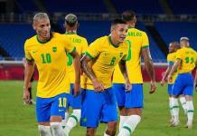 Brasil brilla, España sufre y Argentina sucumbe