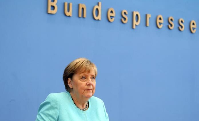 Preocupante aumento de contagio de COVID en Alemania, advierte Merkel