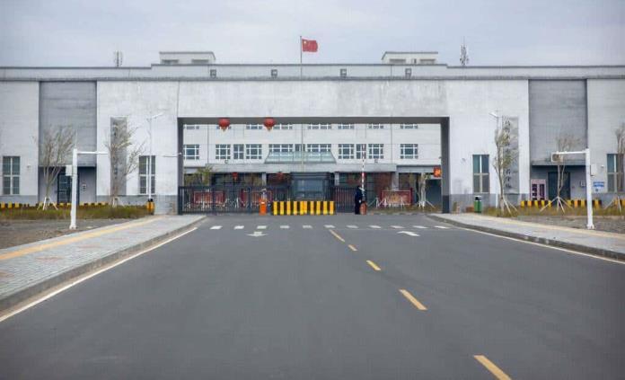 Centro de detención puede recibir 10 mil uigures en China