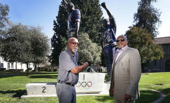 Smith, Carlos y Berry exigen permitir protestas en Olímpicos