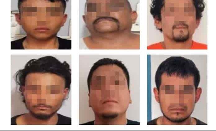 Capturan a seis individuos por secuestro a migrantes