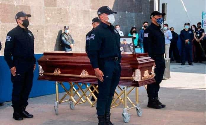 Este año van seis policías asesinados