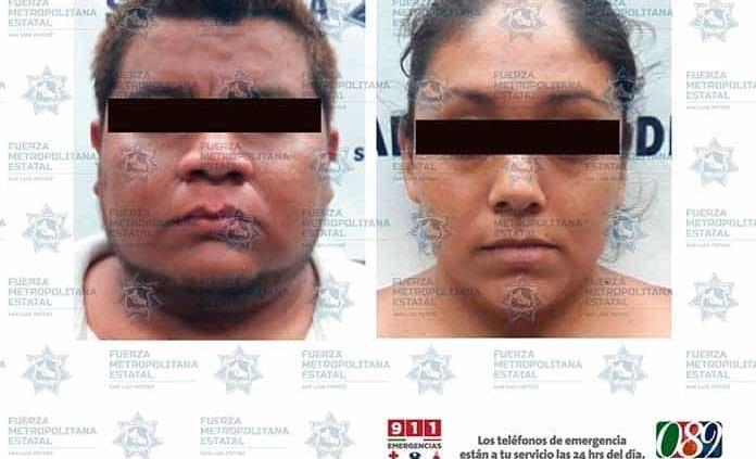 Por lesiones mutuas, pareja es arrestada