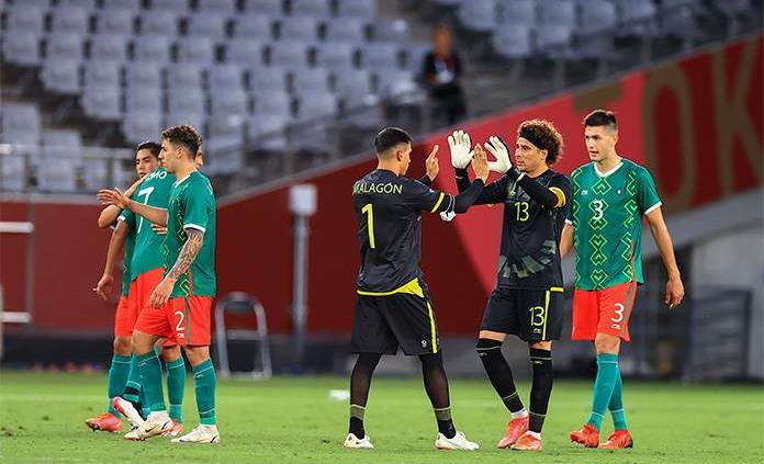 Esperábamos más de Francia pero México habló en la cancha: Ochoa