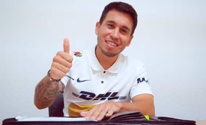 Los Pumas presentan a su refuerzo Cristian Battocchio