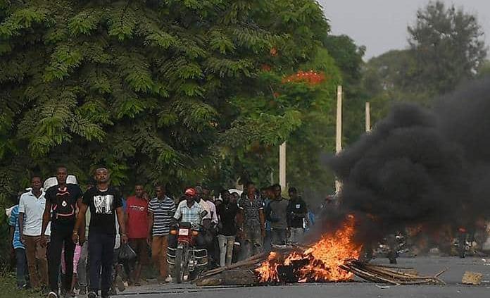 Vuelve violencia a Haití