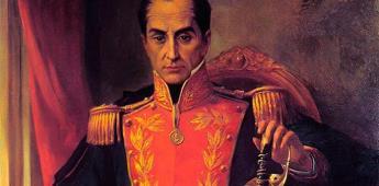 Cuando Simón Bolívar recibió la ciudadanía mexicana