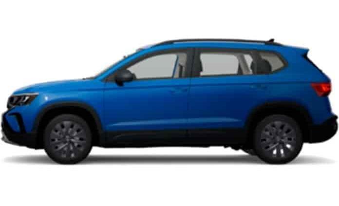 Taos, de Volkswagen, con problemas en soldadura de barra de impacto: Profeco